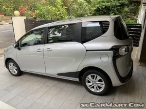 Toyota Sienta 1.5A Standard (OPC)