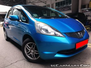 Honda Fit 1.3A G (OPC) (New 5-yr COE)