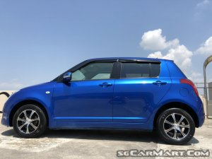 Suzuki Swift 1.3A (New 5-yr COE)