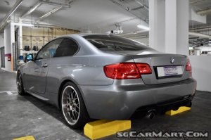 BMW 3 Series 335i Coupe (COE till 01/2029)