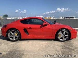 Porsche Cayman 2.7A PDK