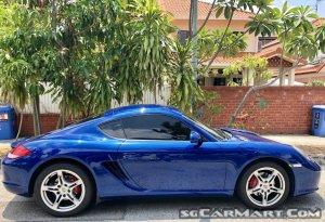 Porsche Cayman S 3.4A PDK