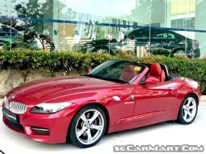 BMW Z4 sDrive35is M-Sport