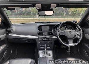 Mercedes-Benz E-Class E200 CGI Cabriolet (New 10-yr COE)