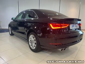 Audi A3 Sedan 1.4A TFSI S-tronic Attraction