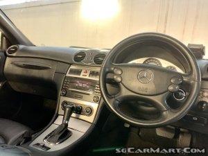 Mercedes-Benz CLK-Class CLK200K Cabriolet Avantgarde (New 10-yr COE)