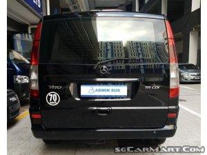 Mercedes-Benz Vito 111L (COE till 05/2024)