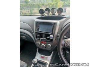 Subaru Impreza WRX 5D 2.5M STI (COE till 08/2028)