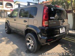 Honda Crossroad 1.8A L (COE till 05/2023)