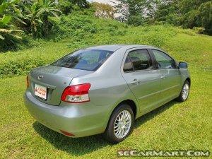 Toyota Vios 1.5A E (COE till 08/2024)
