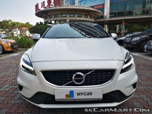 Used Volvo V40 T2 Car & Used Cars & Vehicles Singapore
