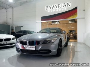 BMW Z4 sDrive23i (New 10-yr COE)