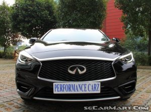 Used Infiniti Q30 Diesel 1 5T Car for Sale In Singapore
