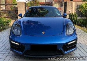 Porsche Cayman GTS 3.4A PDK