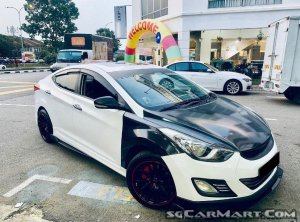 Hyundai Elantra 1.6A Elite Sunroof