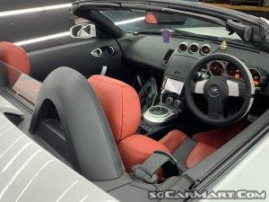 Nissan Fairlady 350Z Roadster (COE till 05/2029)