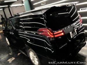Toyota Alphard 2.5A S Moonroof