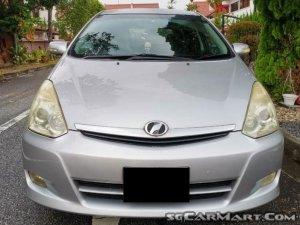 Toyota Wish 1.8A X (COE till 11/2028)