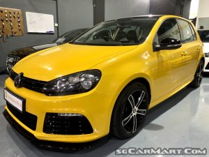 Volkswagen Golf 1.4A TSI (COE till 08/2024)