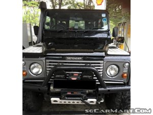 Used land rover defender Car & Used Cars & Vehicles Singapore
