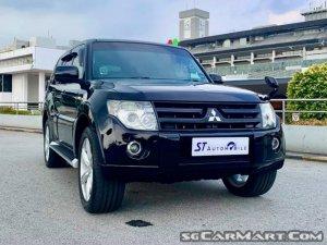 Used mitsubishi pajero Car & Used Cars & Vehicles Singapore