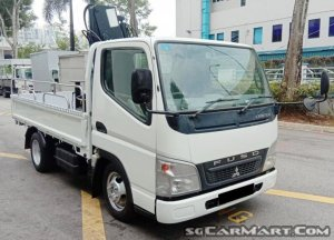 Mitsubishi Fuso Canter FB70 (COE till 06/2024)