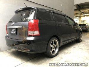 Toyota Wish 1.8A (COE till 03/2021)