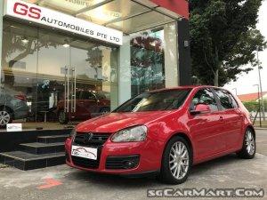 Volkswagen Golf GT Sport 1.4A TSI (COE till 11/2022)
