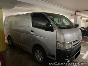 Toyota Hiace 3.0A (COE till 09/2023)