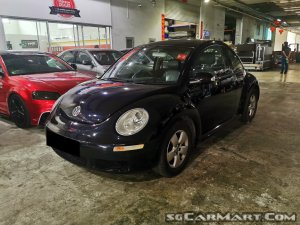 Volkswagen New Beetle 1.6A (New 10-yr COE)