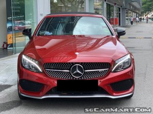 Used mercedes-benz c43 Car & Used Cars & Vehicles Singapore