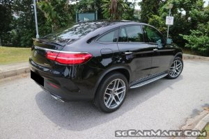 Mercedes-Benz GLE-Class GLE400 Coupe AMG Line 4MATIC