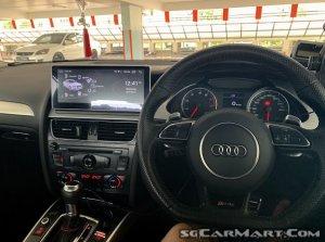 Audi A4 1.8A TFSI MU (COE till 12/2028)