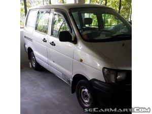 Toyota Liteace 2.2M (COE till 05/2023)
