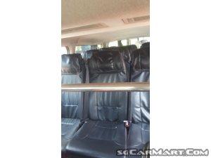 Nissan Urvan 3.0A (COE till 08/2023)