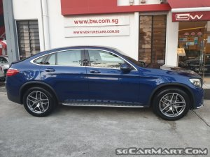 Mercedes-Benz GLC-Class GLC250 Coupe AMG Line 4MATIC