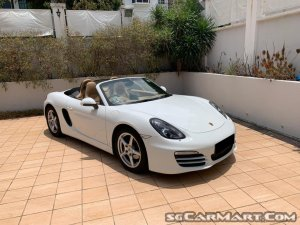 Porsche Boxster 2.7A PDK