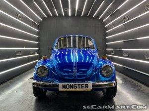Volkswagen Beetle 1500 (COE till 09/2021)