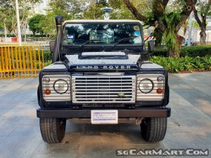 Land Rover Defender 90 Puma (COE till 04/2023)
