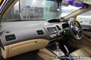 Honda Civic 1.8A VTi-S G (COE till 10/2023)