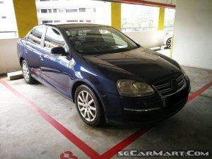 Volkswagen Jetta 1.6A (COE till 08/2022)