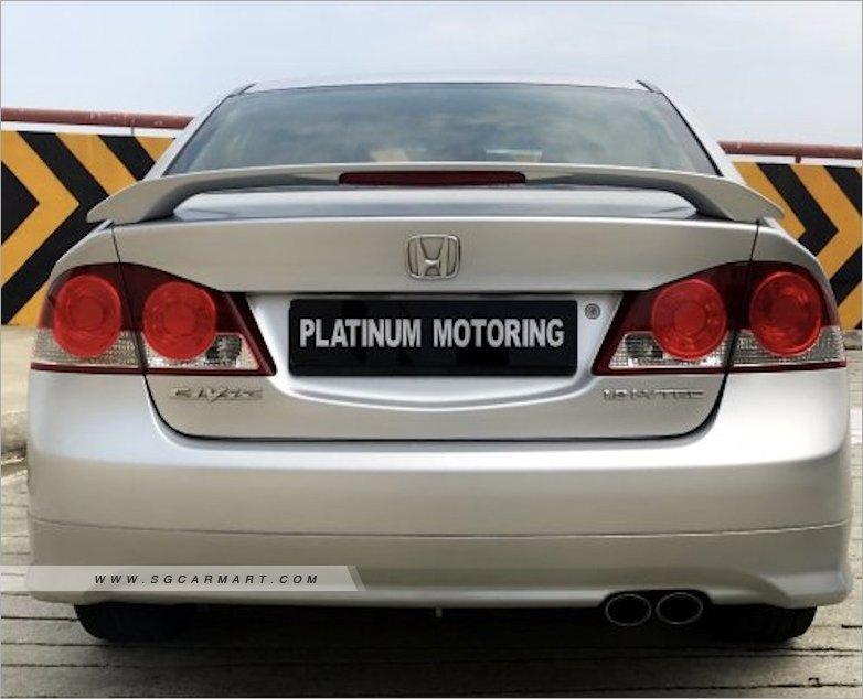 Used Honda Civic Car for Sale in Singapore, Platinum