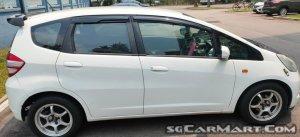 Honda Fit 1.3A G (COE till 01/2023)