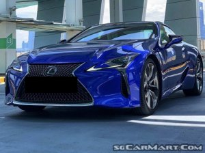 Lexus LC500 Limited Edition