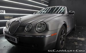 Jaguar S-Type 2.5SE (COE till 08/2025)