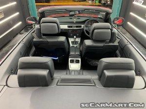 BMW 3 Series 320i Convertible (New 10-yr COE)