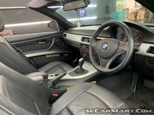 BMW 3 Series 320i Convertible (New 10-yr COE)