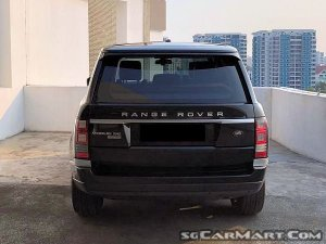 Land Rover Range Rover 5.0A Vogue Supercharged