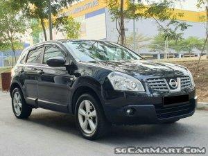Nissan Qashqai 2.0A Premium (COE till 10/2028)