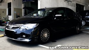 Honda Civic 1.8A VTi-S (COE till 10/2024)